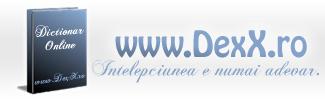 DEX online - Dicţionar explicativ al limbii române